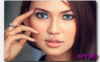Статья. Как подобрать красивый макияж для круглых глаз