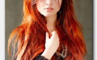 Статья. «Хочу быть рыжей»: правила приобретения яркого оттенка локонов