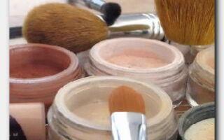 Статья. Виды пудры для лица и рецепты ее изготовления в домашних условиях