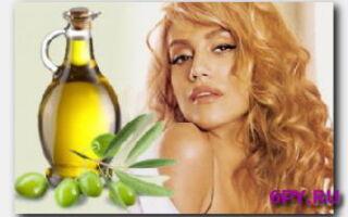 Статья. Маски для волос с оливковым маслом – залог здоровых и красивых локонов