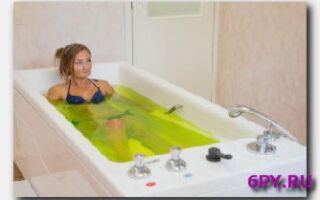 Хвойные ванны для грудничков и взрослых