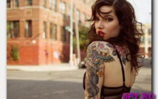 Статья. Форма, цвет и размер имеет значение: выбираем татуировку
