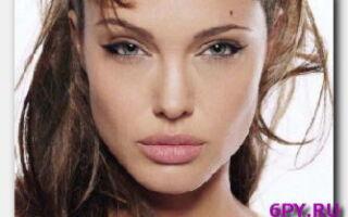 Статья. Высокие скулы – «аристократичное» достоинство женской внешности