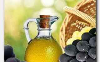 Масло виноградных косточек-для здоровья и красоты
