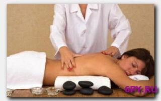 Статья. Китайский массаж