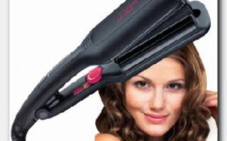 Статья. Щипцы-вафельница для завивки волос: как выбрать и правильно пользоваться