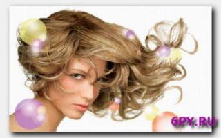 Статья. Как ухаживать за кудрявыми волосами: профессиональные и домашние средства