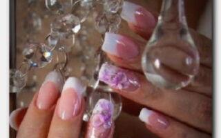 Статья. Мода на накладные ногти