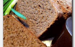 Статья. Маска для сухих волос из ржаного хлеба