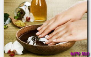 Статья. Масло для ногтей и кутикулы