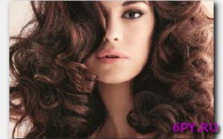 Статья. Как сделать крупные локоны надолго и с максимальной пользой для волос?