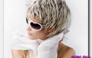 Статья. Прикорневое мелирование: как не испортить волосы?