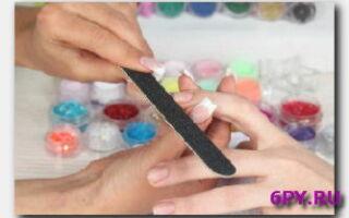 Статья. Как быстро и безболезненно для ногтей снять типсы в домашних условиях?