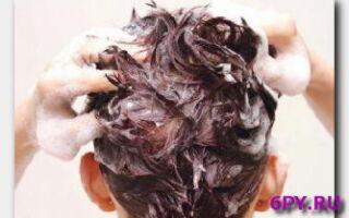 Статья. Маска для сухих кончиков волос на основе хны, меда, растительного масла и дрожжей