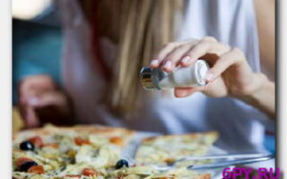Почему хочется соленого-роль соли в организме