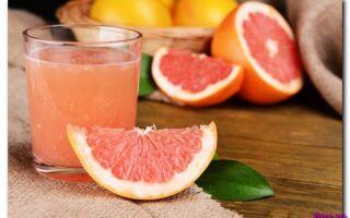 Как использовать грейпфрут против целлюлита-три правила