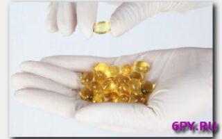 Статья. Польза витамина Е для кожи лица