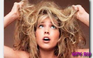 Статья. Как расчесать волосы: основные ошибки