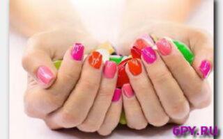 Статья. Маникюр по фэншую: привлекаем блага цветами и формами ногтей!
