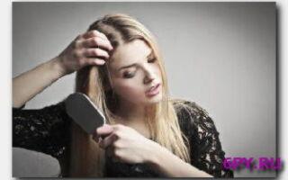 Статья. Шампунь от выпадения волос