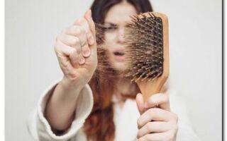 Четыре причины, почему выпадают волосы