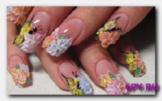 Статья. Как правильно наращивать ногти гелем: практические рекомендации