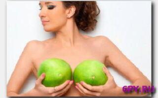 Статья. Как отрастить грудь дома, используя распространенные способы?