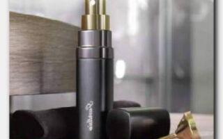 Атомайзер для духов-помощник в хранении парфюма