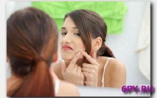 Статья. Внутренние прыщи на лице: причины возникновения и методы лечения