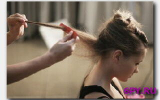 Статья. Учимся делать начес на длинные, средние и короткие волосы