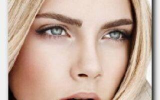 Статья. Широкие скулы у женщин: учимся скрывать недостатки