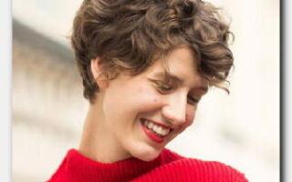 Статья. Лучшие стрижки для вьющихся волос