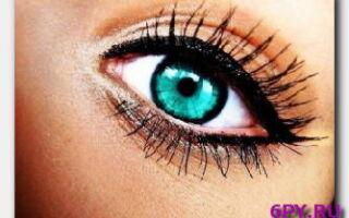 Статья. Бирюзовые глаза: как подчеркнуть редкий цвет макияжем