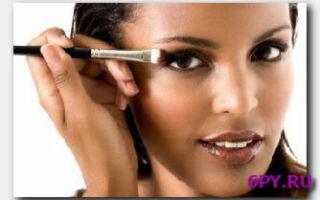 Статья. Создаем красивый макияж для карих глаз