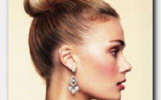 Статья. Инструкция по изготовлению и применению валика для волос