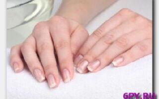Статья. Красивые руки своими силами: отбеливаем ногти