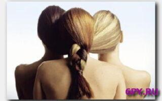 Статья. Как подобрать цвет волос?