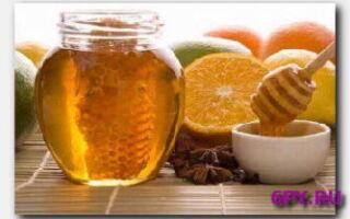 Мед-его полезные свойства