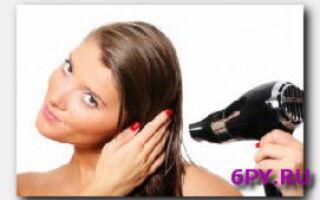Статья. Ухаживаем за волосами корректно и каждый день