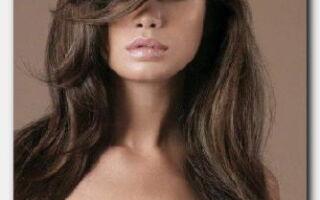 Статья. Стрижки на длинные волосы с челкой: подбираем образ правильно
