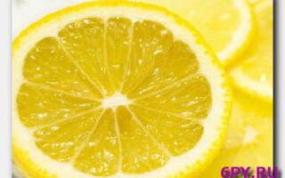 Полезные свойства лимона-применение