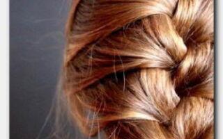 Статья. Объемные косы