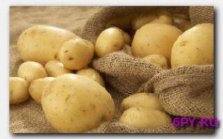 Статья. Маска из картофеля для лица: возвращаем красивый цвет и разглаживаем морщины
