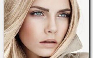 Статья. Секреты красоты для тех, у кого треугольная форма лица