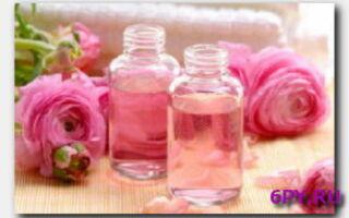 Статья. Розовая вода: польза и варианты применения
