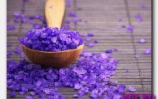 Статья. Морская соль для лица: польза моря для всех типов кожи