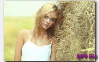 Статья. Что делать, если волосы выглядят как солома? Причины и способы исправления ситуации